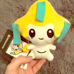 Jirachi Pokémon Plushie